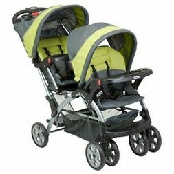 Baby Strollers For Two Sit And Stand Double Twins Girls Boys
