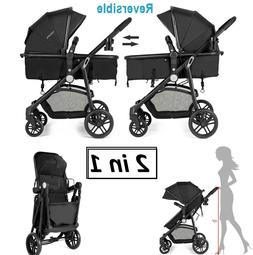 baby strollers travel system newborn pushchair foldable