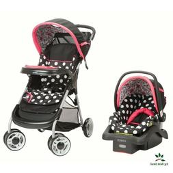 Baby Strollers With Car Seat Carriage Travel System Lightwei