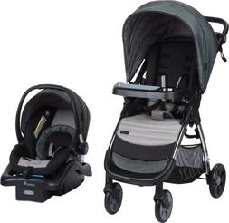 Baby Travel System Infant Stroller And Safety Car Seat Combo
