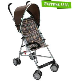Baby Umbrella Stroller with Canopy for Travel, Lightweight a