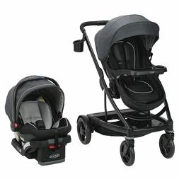 Graco Baby UNO2DUO Travel System Stroller with SnugLock 35 I