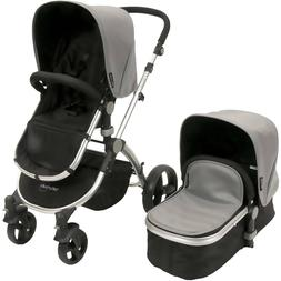 Babyroues Letour-Avant Deluxe 3-in-1 Travel System box damag