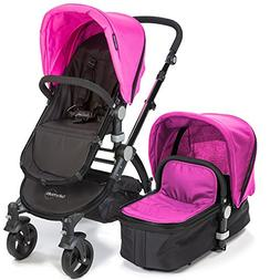 Babyroues Letour ll Stroller, Pink, New, Free Shipping