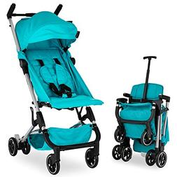 Babyroues Traveler Stroller, Ultra Lightweight and Compact,