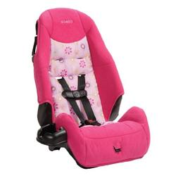 Cosco Highback 2-in-1 Harness Booster Car Seat, Polyanna