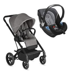 CYBEX Balios S Convertible Baby Infant & Toddler Carseat Pus