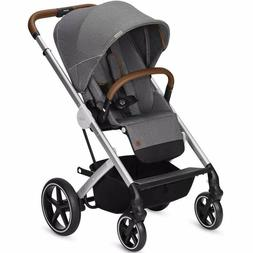 Cybex Balios S Denim Collection Stroller - Manhattan Grey/Si