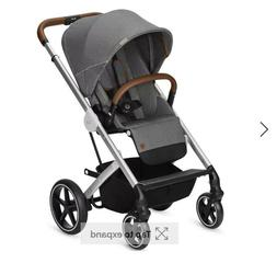 CYBEX BALIOS S STROLLER DENIM COLLECTION MANHATTAN GRAY NEW