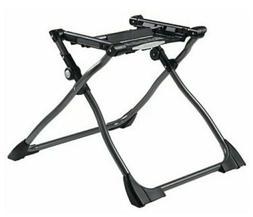 bassinet stand charcoal
