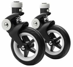 Bugaboo Bee5 Wheel Caps, White