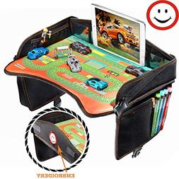 Travel Tray - Ideal as Kids Travel Tray - Toddler Travel Tra