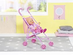 Zapf Creation Baby Born Stroller with Pouch 826485