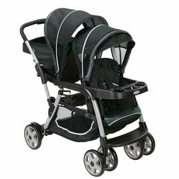 Graco Ready2Grow LX Double Stroller | Lightweight Double Str
