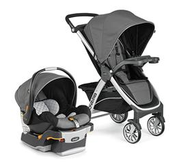 Chicco Bravo Trio Baby Travel System