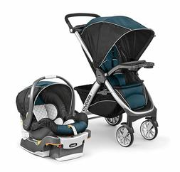 Chicco Bravo Trio Travel System KeyFit Stroller Infant Baby