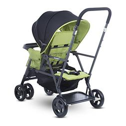 Joovy Caboose Graphite Tandem Stand-On Stroller - Appletree