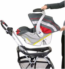 Car Seat Stroller Baby Travel Carrier Folding Universal Jogg