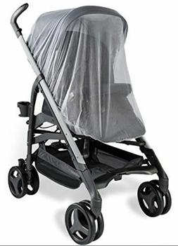 MAXI-COSI Kaia Baby Stroller Mosquito Insect Net Mesh White