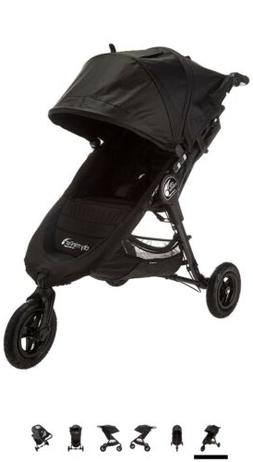 Baby Jogger City Mini GT Black Single Seat Stroller