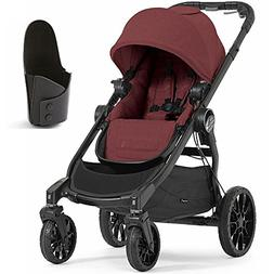 Baby Jogger City Select Lux Single Stroller - Port with Cup