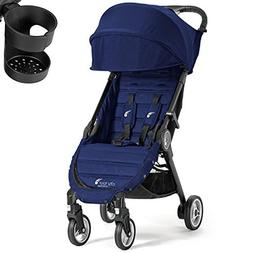 Baby Jogger City Tour Small Folding Stoller with Cup Holder