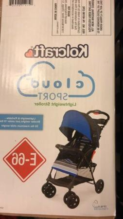 cloud sport lightweight stroller
