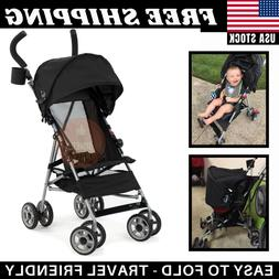 Kolcraft Cloud Umbrella Stroller Light Easy Fold w/Sun Canop