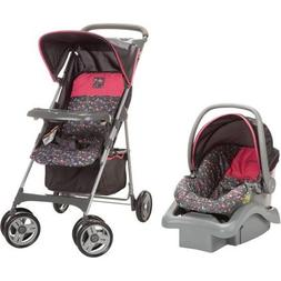 COSCO COMMUTER COMPACT TRAVEL SYSTEM CAR SEAT 4-22 LBS & STR