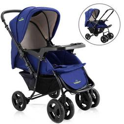 Compact Travel Stroller Lightweight Baby Toddler Strollers F