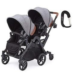 Contours Curve Tandem Double Stroller for Infant and Toddler