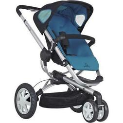 cv155bfw buzz 3 stroller blue scratch