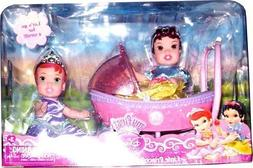 Disney Princess My First Little Princess Twinsies Stroller S