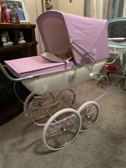 Silver Cross Doll Pram With Changing Bag