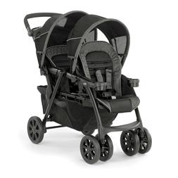Double Stroller Minerale Unisex Chicco Cortina Together Top