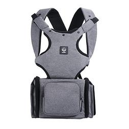 Ergonomic Baby Sling Carrier Bag - Baby Wrap from Newborn to