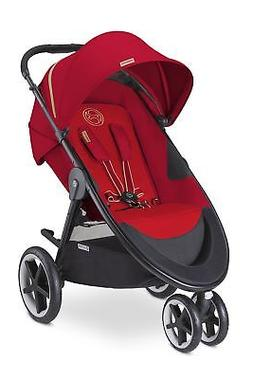 CYBEX Eternis M3 Baby Stroller, Hot and Spicy