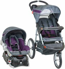 Baby Trend Expedition Jogger Stroller And Infant Car Seat Tr