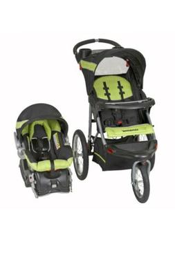 expedition jogger travel system electric lime