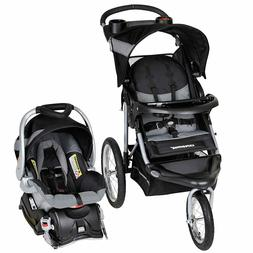 Baby Trend Expedition Jogger Travel System - Millennium Whit