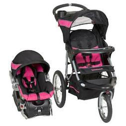 Baby Trend Expedition Jogger Travel System, Pink