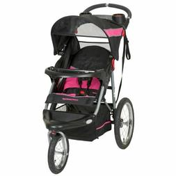 Baby Trend Expedition Range Jogging Stroller,Bubble Gum Pink