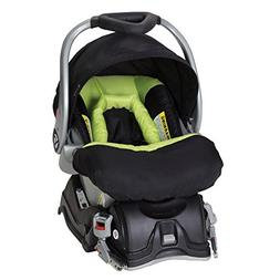 ez flec loc infant car seat, spring green