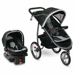 Graco FastAction Fold Jogger Click Connect Travel System, Go