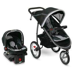 Graco FastAction Fold Jogger Click Connect Travel System - G