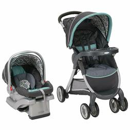 Graco FastAction Fold Travel System , Affinia