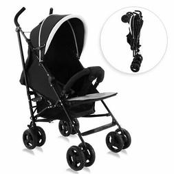 Foldable Baby Stroller Buggy Kids Jogger Travel Infant Pushc