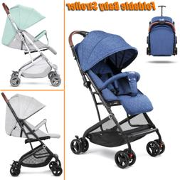 Foldable Baby Stroller Kids Travel Newborn Cynebaby Infant B