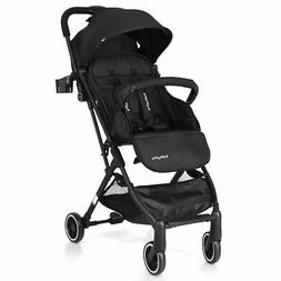 Foldable Baby Stroller Lightweight Kids Carriage Pushchair W