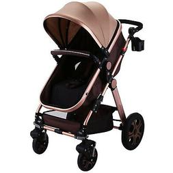foldable pram stroller carriage luxury